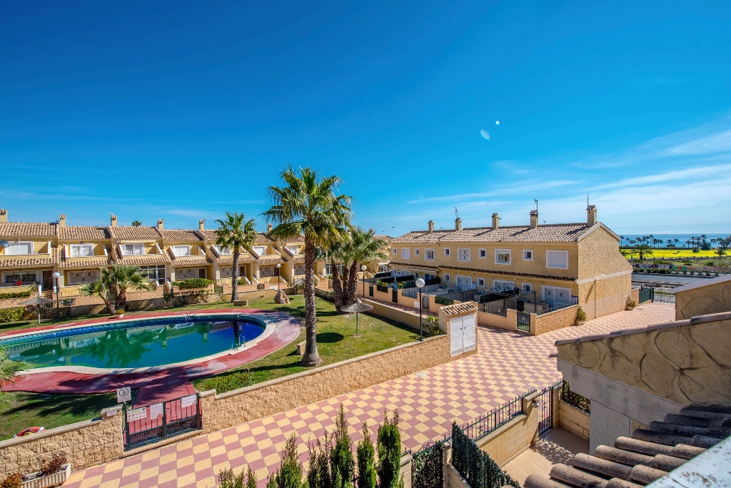 Ref:OC-37101 Townhouse For Sale in Punta Prima