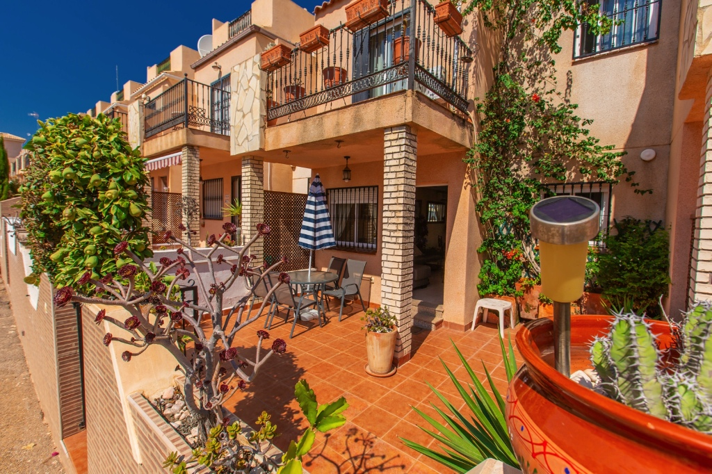 Ref:OC-99225 Townhouse For Sale in Punta Prima