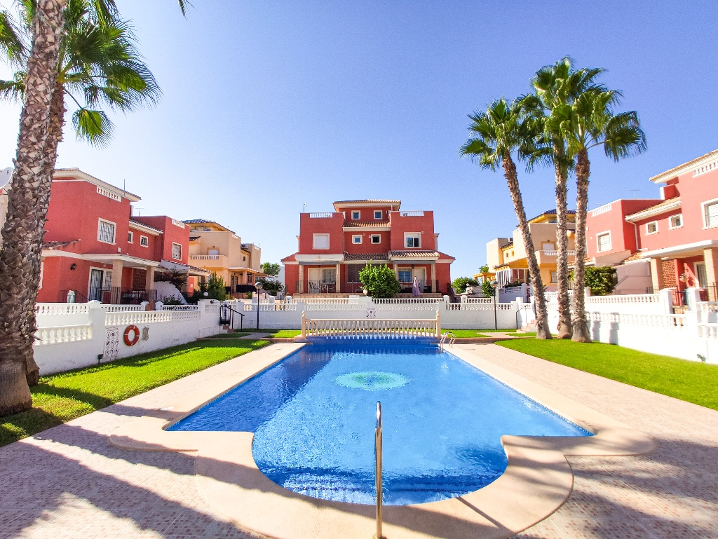 Ref:OC-96693 Semi Detached For Sale in Torrevieja