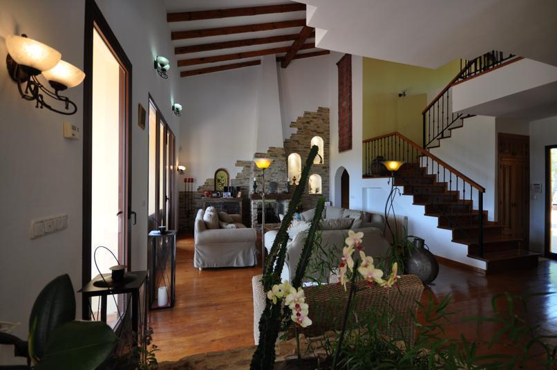 Роскошная вилла в San Miguel De Salinas