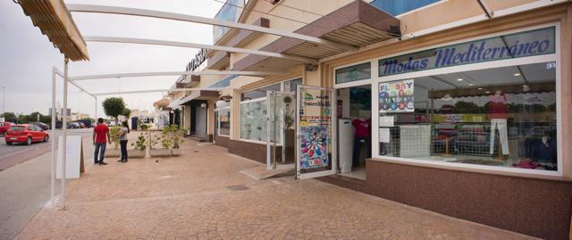 Коммерческая недвижимость в La Zenia