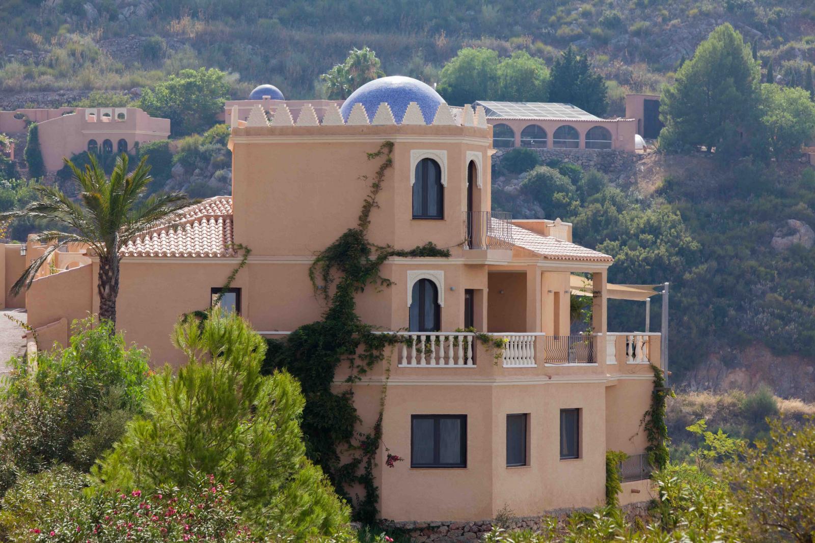 Роскошная вилла в Almeria