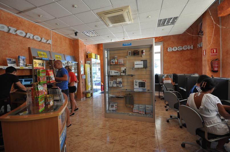 Коммерческая недвижимость в Cabo Roig