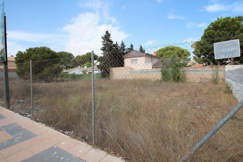 Земельный участок в Dehesa de Campoamor