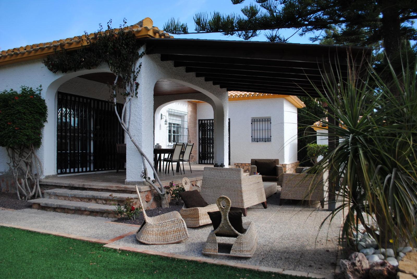 Вилла в Dehesa de Campoamor