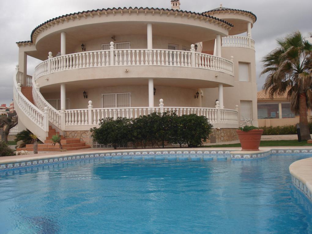 Роскошная вилла в Mar Menor