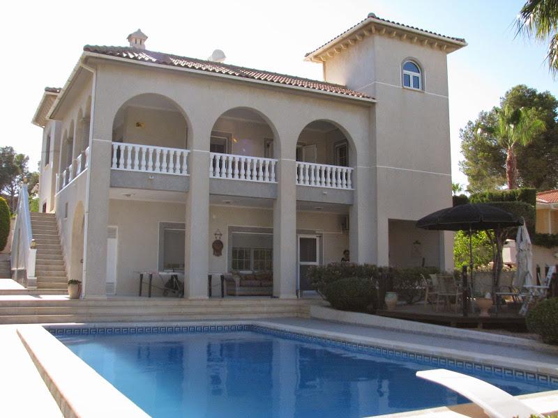 Вилла в Villamartin