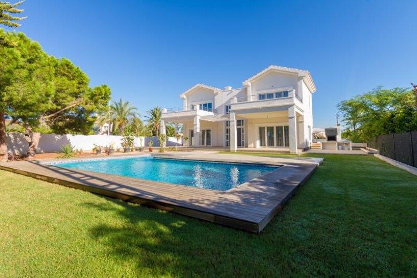 Роскошная вилла в Cabo Roig