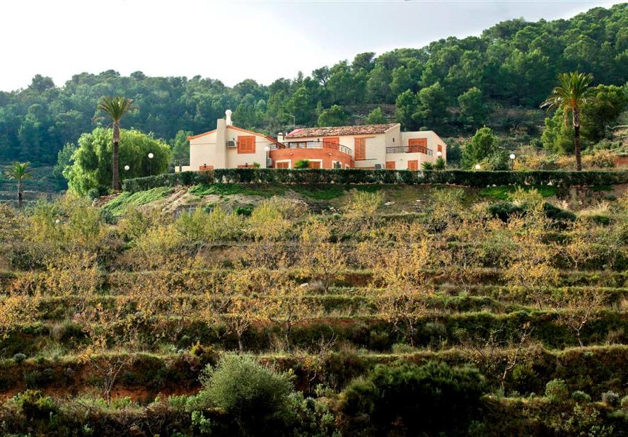 Загородный дом в Relleu