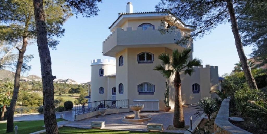 Роскошная вилла в La Manga Golf