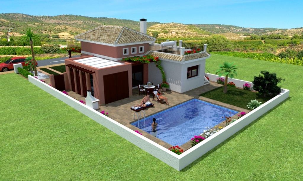 Дом в Los Alcázares