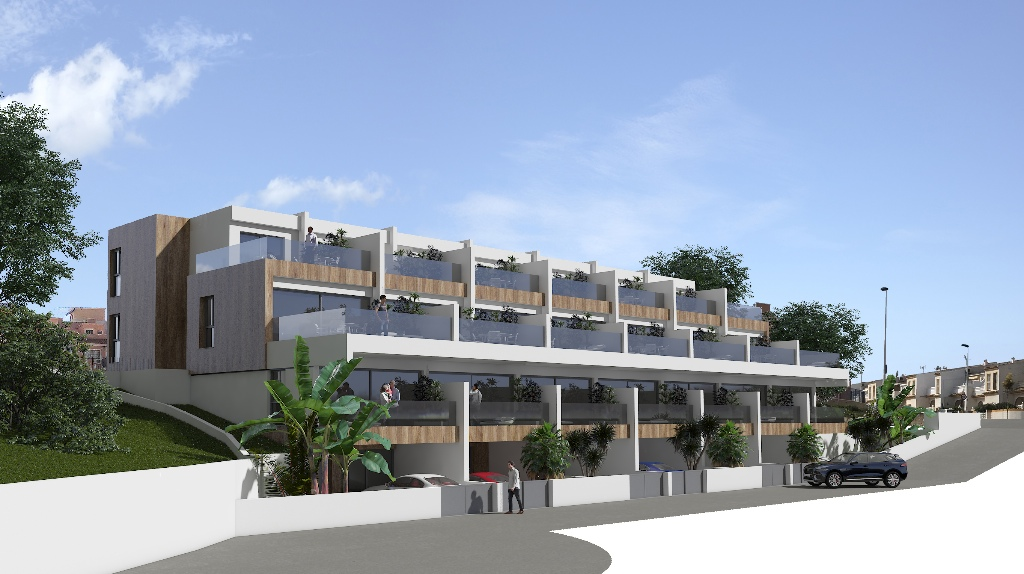 Квартира в Alicante