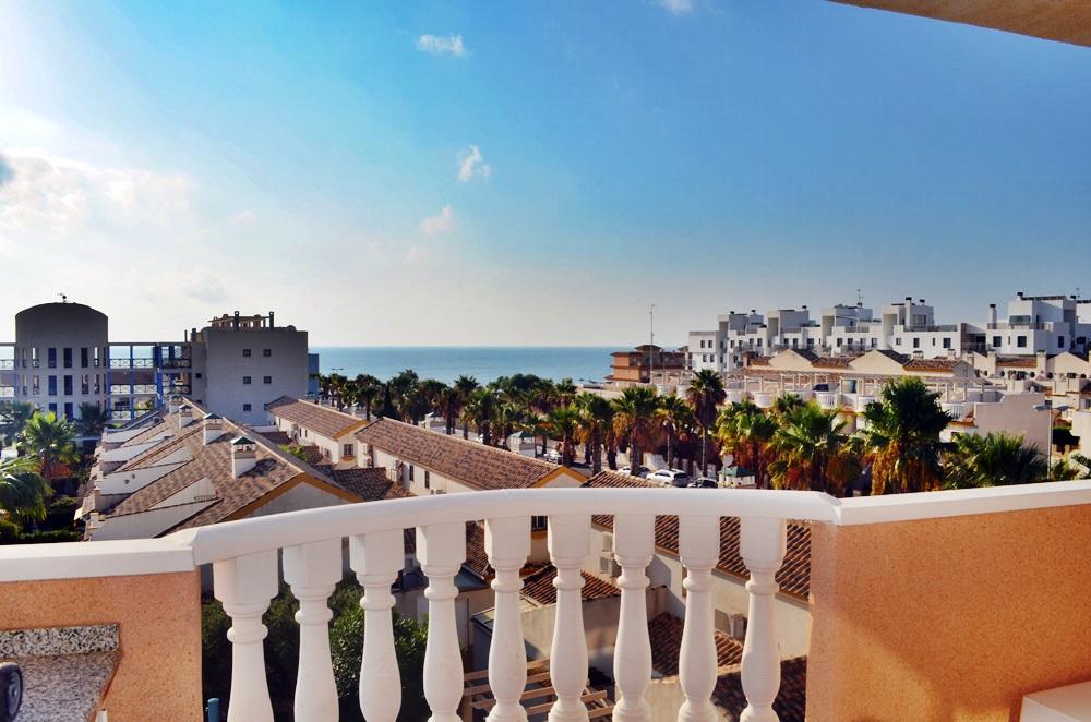 Пентхаус в Cabo Roig